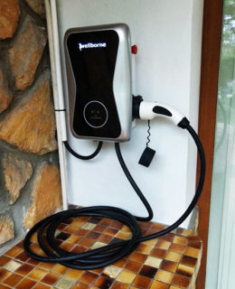 subvention bornes électriques, Installateur borne electrique Lyon, electricien IRVE,